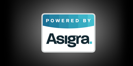 Powered by Asigra